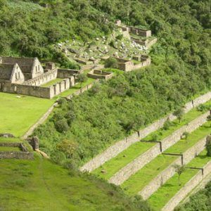Choquequirao cradle of Gold