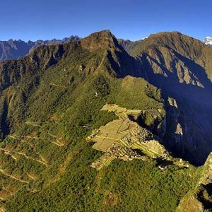 Climb to Huayna Picchu Mountain