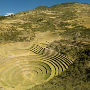Moray site - Sacred Valley