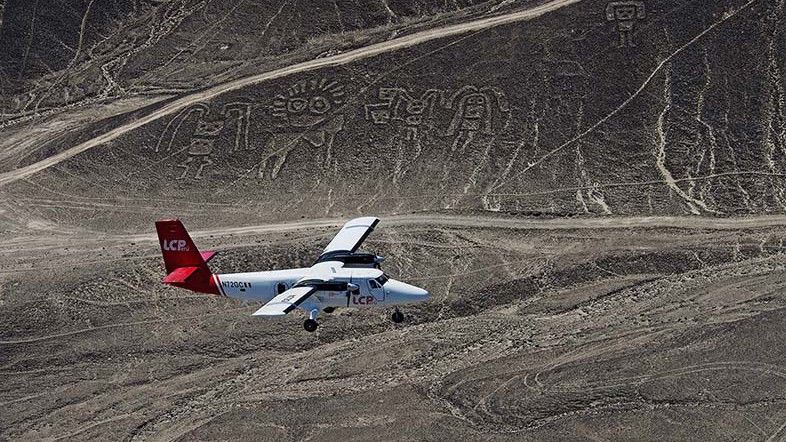 Nazca Lines Tour by Plane