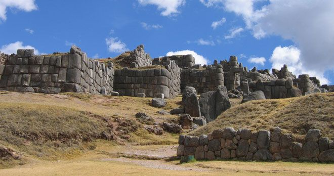 Sacsayhuaman Site Cusco